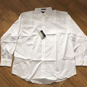 Ultra Club Oxford Button Down Shirt